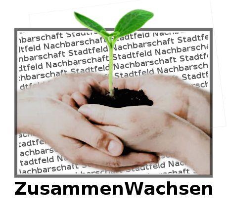 Logo ZusammenWachsen